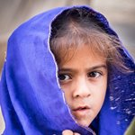 Cute girl in Sindh