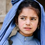 Girl in Neelum Valley, AJK
