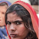 Cholistani Girl, Channan Pir.