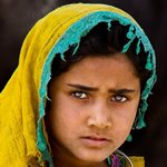 Faces of Pakistan - Sanghar, Sindh.