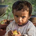 Boy in Sindh
