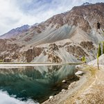 Phandar Lake, District Ghizer - Gilgit-Baltistan.