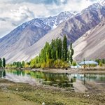Khalti Lake, Gupis, District Ghizer.