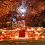 Masjid in Khewra Salt Mine.