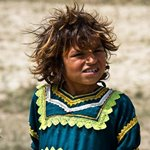 Faces of Pakistan. Dureji